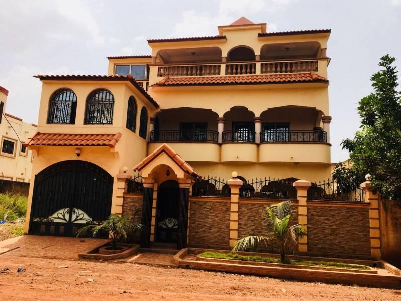 Marvelous Vente   Maisons   Bacodjicoroni