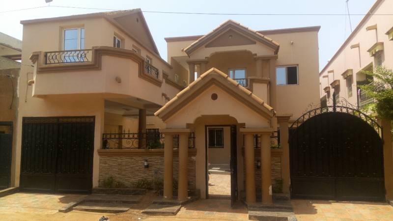 Vente   Villas   Appartements, Villas Et Terrains à Bamako   Traoré Diarra  Immobilier   Locations Et Ventes